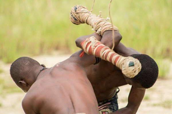 dambe fighters in Nigeria