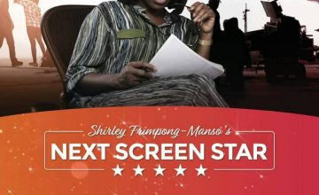 "Shirley Frimpong-Manso launches new talent show, ""Next Screen Star"""
