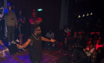Sarkodie thrills Dusseldorf with the Highest Tour