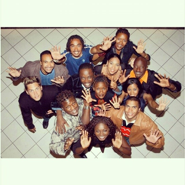 Big Brother Africa season 1 housemates
