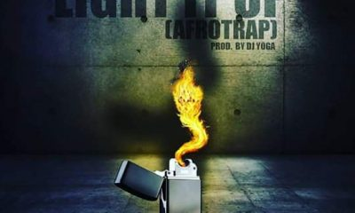 DJ Yoga feat. Joel Orleans, Reed Drago and Squyb - Light It Up