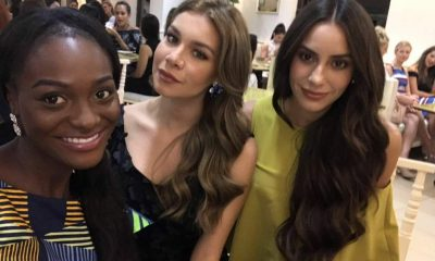 Ghana, Dominican Republic & Equador #missworld2017
