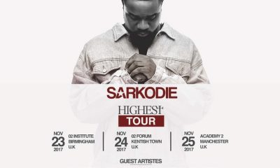 Sarkodie Highest UKT our