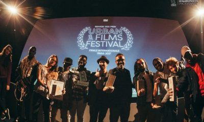Yaw P and Temple win award at Urban Film Festival, in Paris