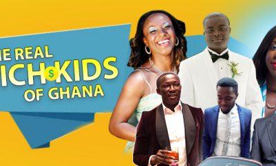 Rich kids of Ghana