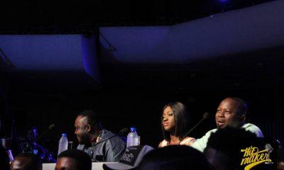 MTN Hitmaker Season 6 judges, Francis Doku, Caroline Sampson, Kaywa
