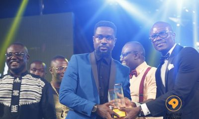 Sarkodie sets record with 41 4syte TV Music Video Awards nominations