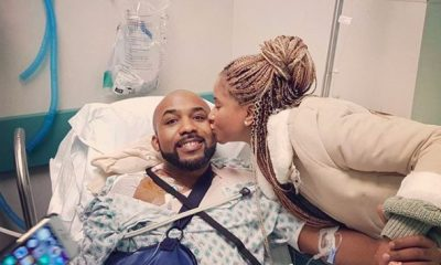 Banky W succesfully undergoes third skin cancer surgery