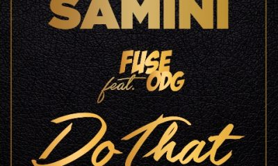 Samini feat. Fuse ODG - Do That