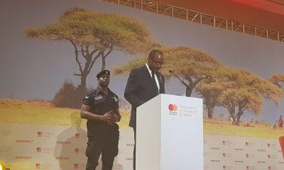 Dr. Ernest Addison, the Governor of Bank Of Ghana