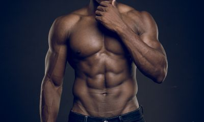 GH Hunk for September, Philip Okoroafor1