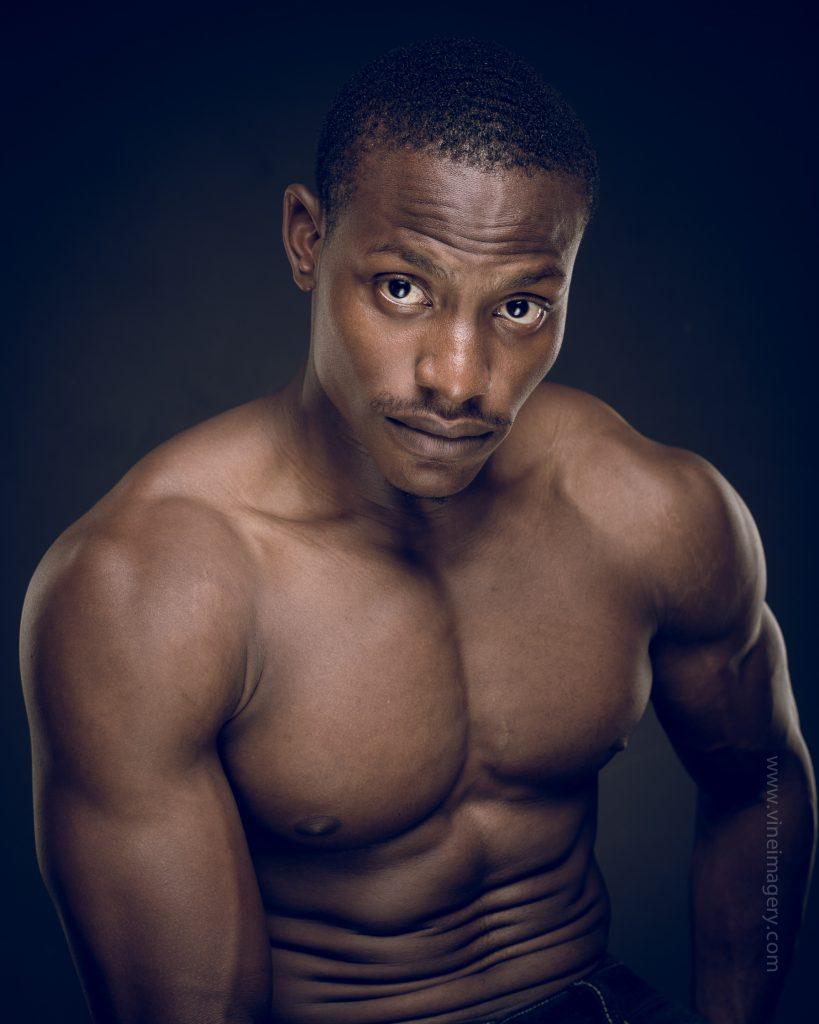GH Hunk for September, Philip Okoroafor1