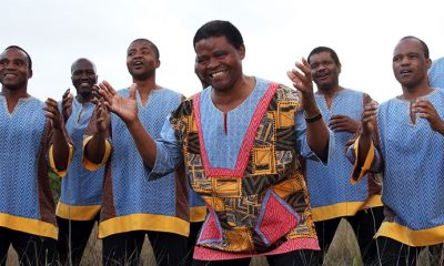 Ladysmith Black Mambazo gets two Grammy Awards nominations