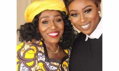 """I would want every female child to have the opportunity to be what they want to be"", Former First Lady Nana Konadu Rawlings on Forbes Woman Africa ""Against The Odds with Peace Hyde""."