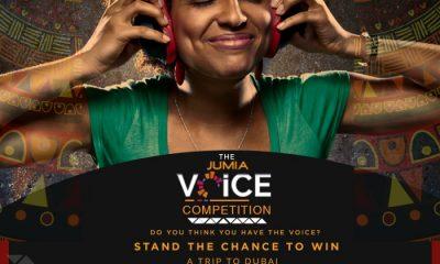 jumia voice