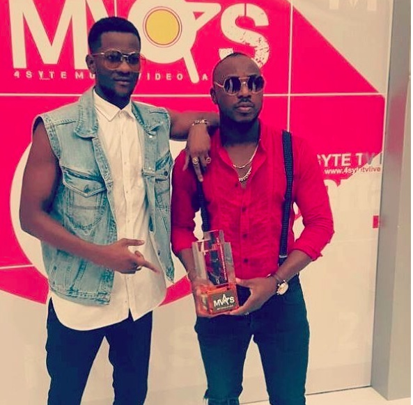 Toofan wins 4syte TV music video award