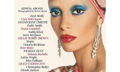 Adwoa Aboah on British Vogue