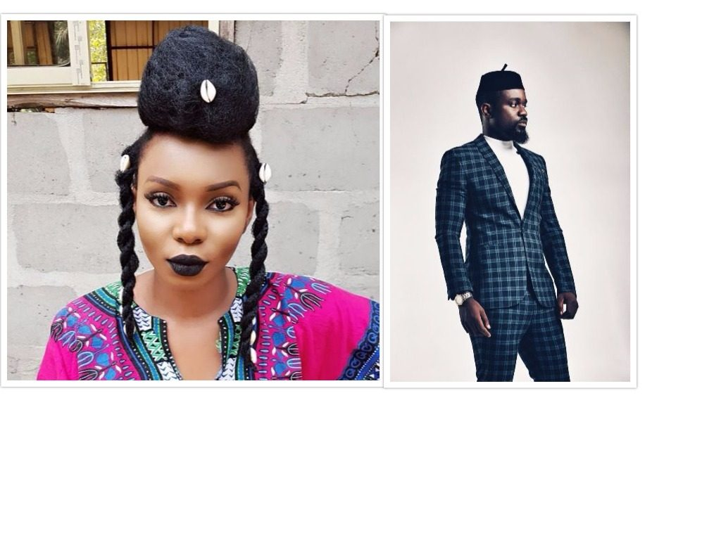Yemi Alade disrespected by Sarkodie?