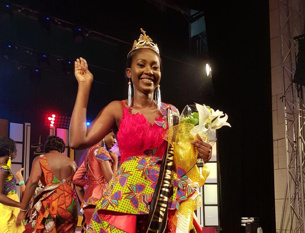 Pearl Nyarko Mensah wins Miss Malaika 2017
