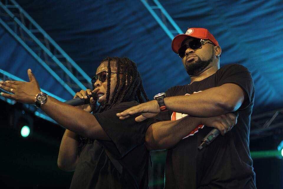 Edem, VVIP, MzVee, Manifest & more thrill over 10,000 fans at EdemFest