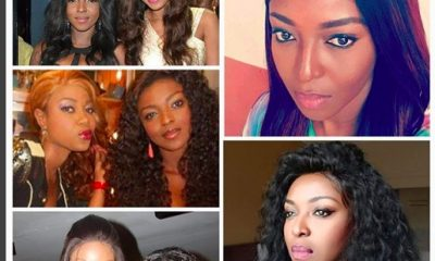 yvonne nelson and yvonne okoro