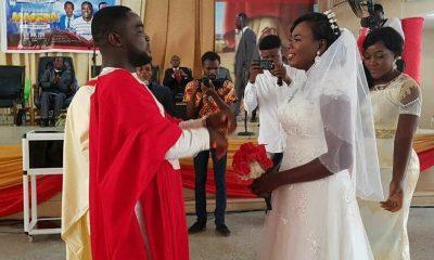 Starr FM's Yaw Osei marries Adom FM's Maabena Duho Mensah