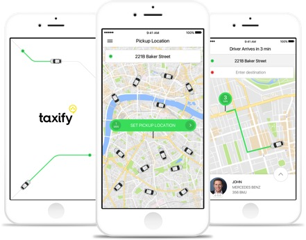 Sign up for free ride as Taxify comes to Accra #TaxifyInAccra