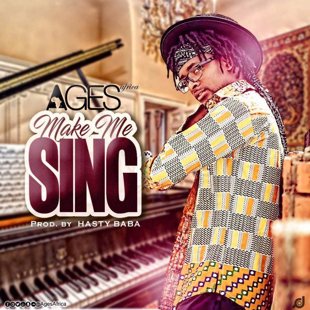 AGESAfrica - make me sing (