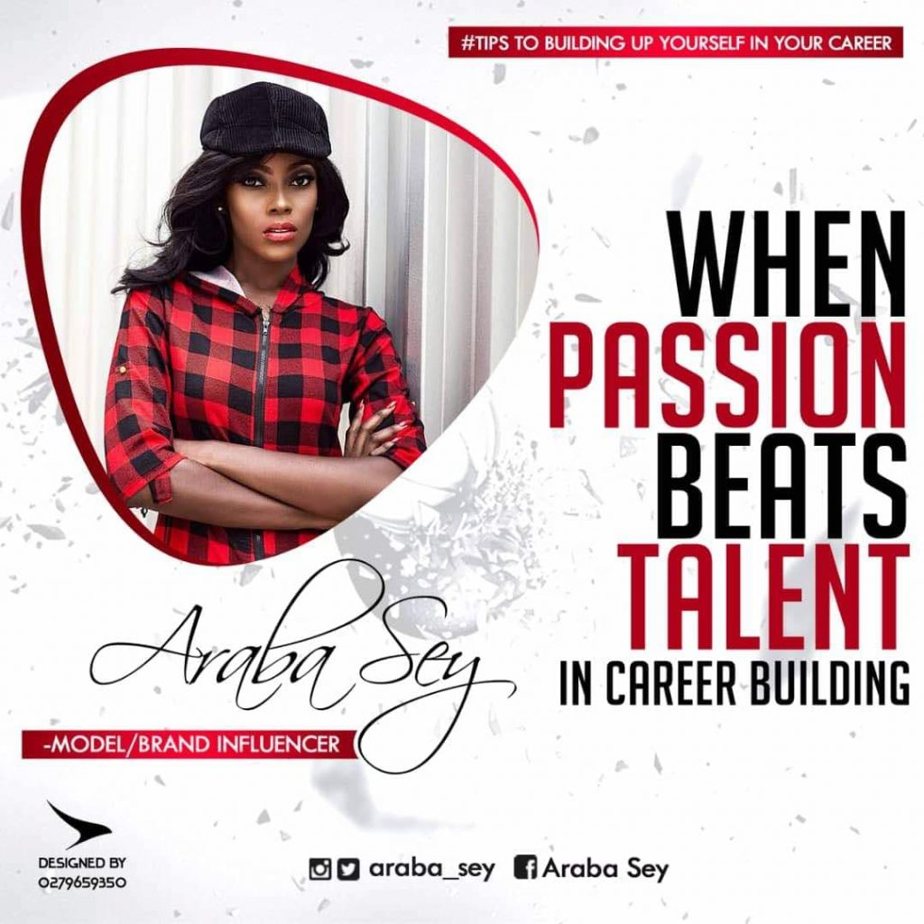 Guest Post: When passion beats talent in career building