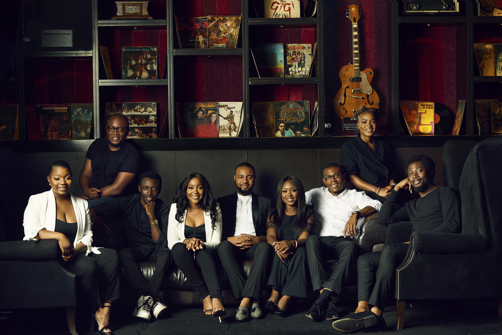 Universal music group launches strategic division in nigeria with first marquee signings - Universal music group office ...