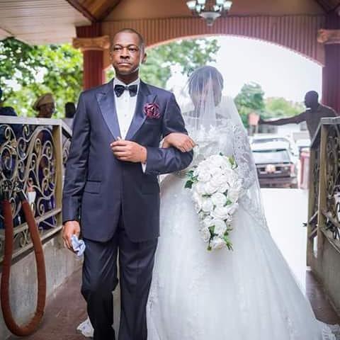 The Big Enugu Wedding: Kenechukwu Nnamani & Ezinne Chime