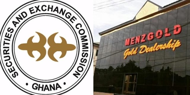 Menzgold Ghana Limited has been asked to suspend its gold trading operations with the public by the Securities and Exchange Commission (SEC).