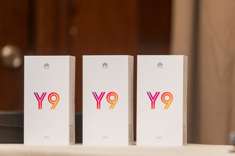 Huawei's new Y9 Smartphone Launched in Ghana