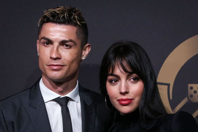 Cristiano Ronaldo 'engaged to Georgina Rodriguez' a year after they welcomed baby daughter