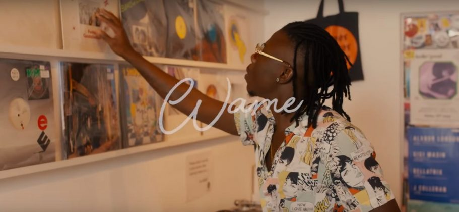 Music video : Stonebwoy feat. Cassper Nyovest - Wame