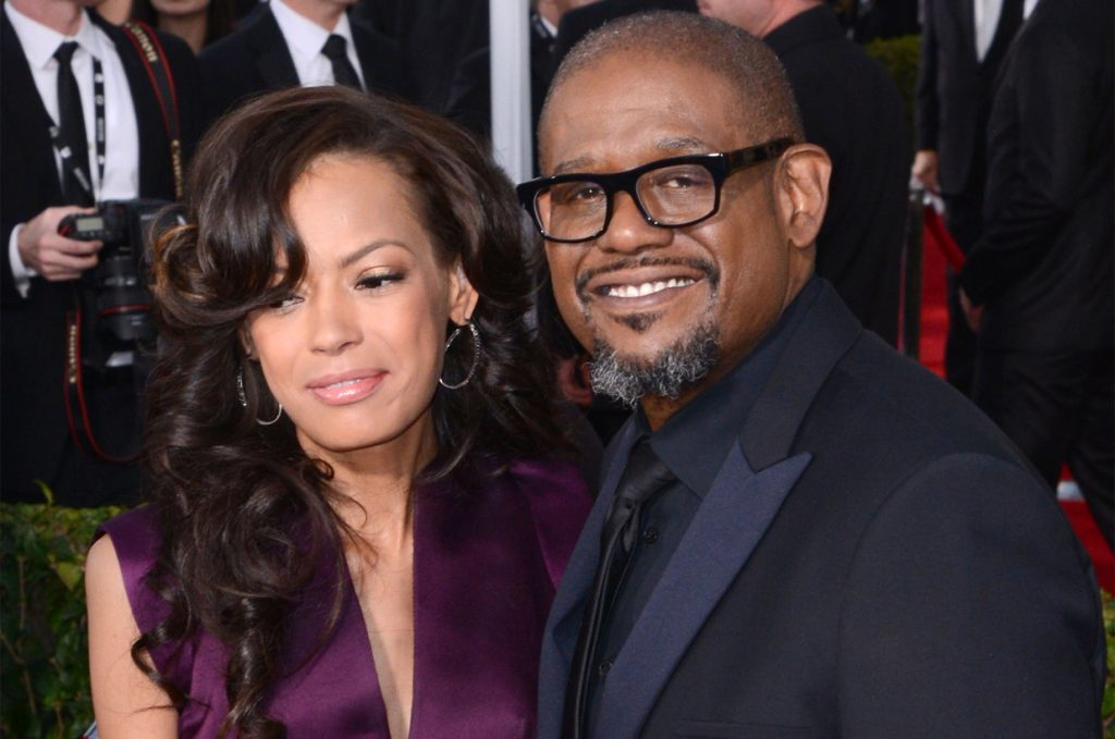 Forest Whitaker files for divorce from wife Keisha Nash after 22 years