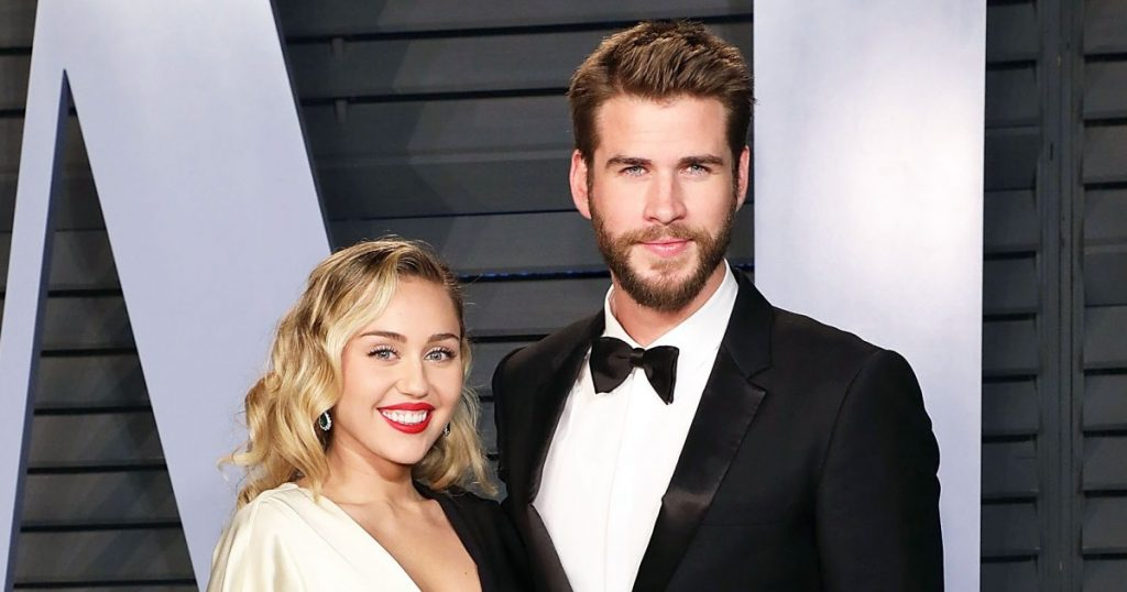 Miley Cyrus confirms marriage to Liam Hemsworth