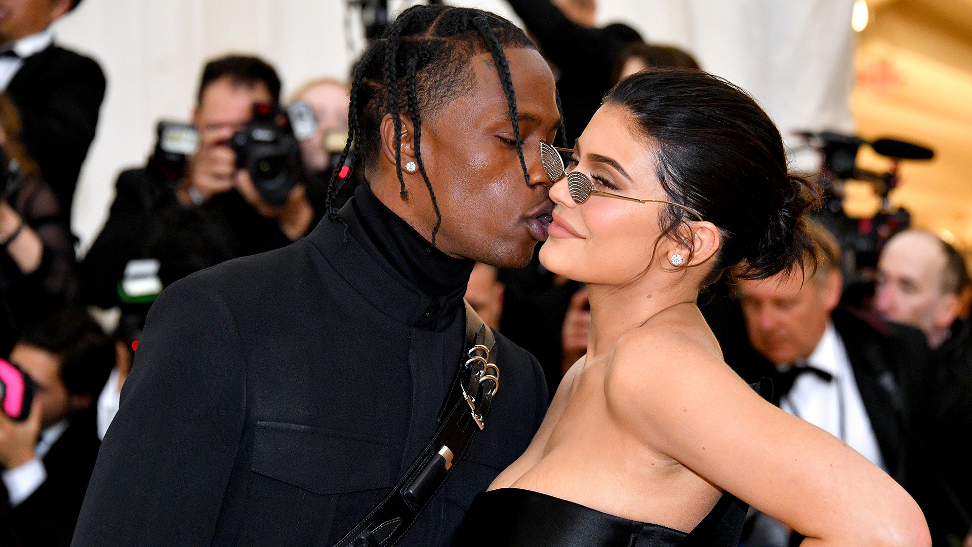 Travis Scott says he wants to marry Kylie Jenner soon