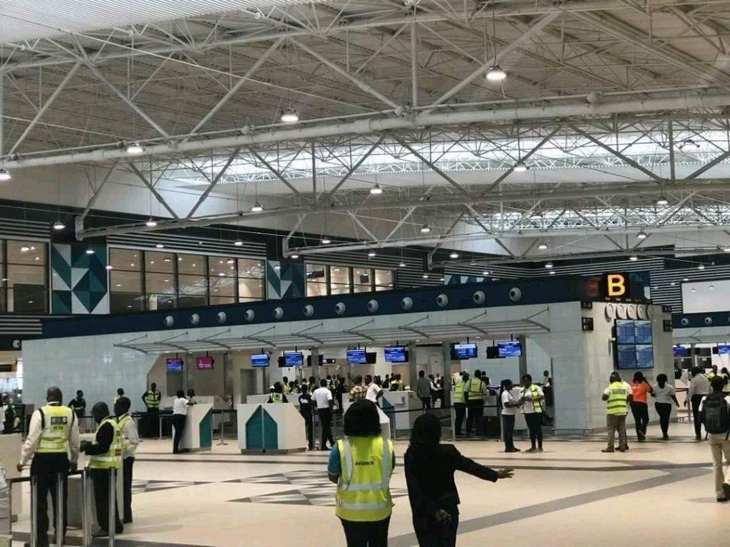 Beautiful Terminal 3, unhappy underpaid staff… Kotoka International Airport worker writes