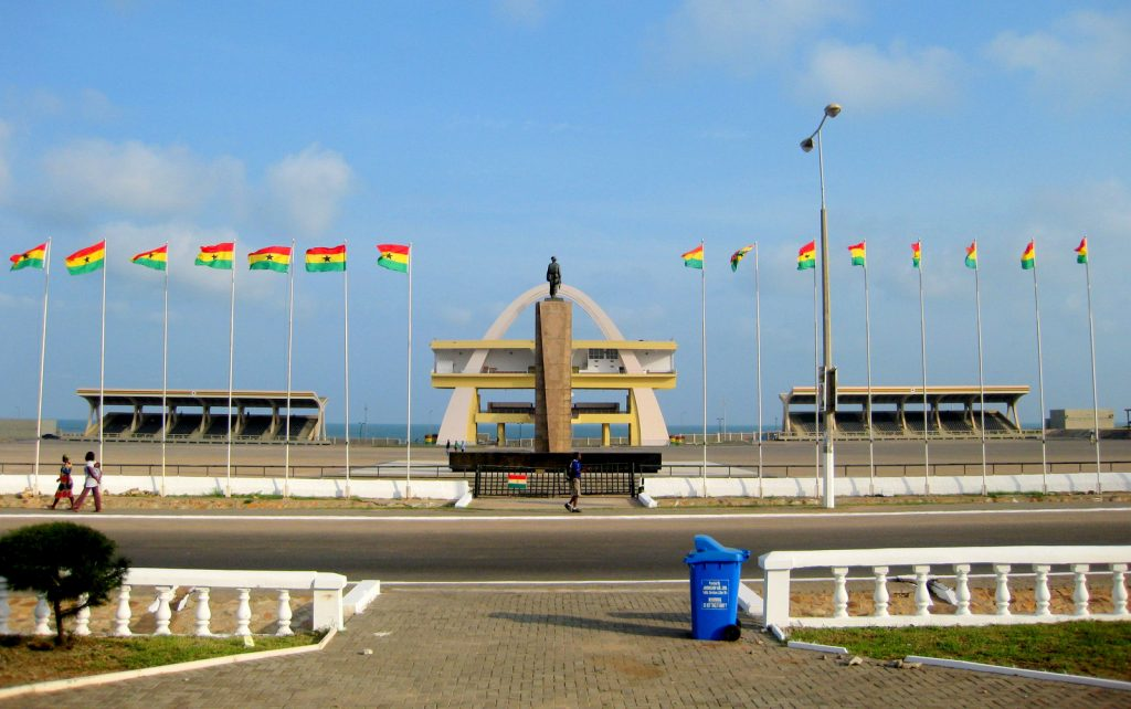 Ghana places 4th on CNN⁩ list of must-visit places in 2019!