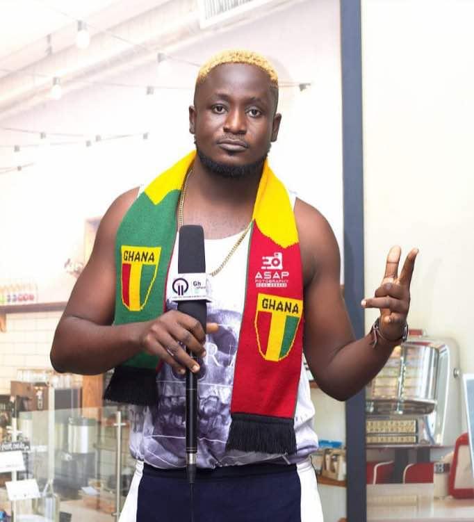 Kweysi Swat out with 'Vudu'