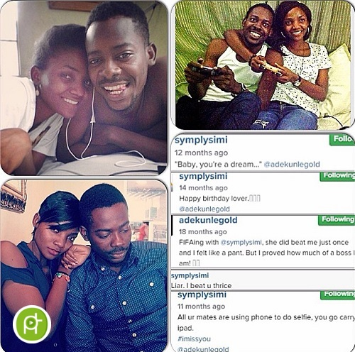 Photos: 5 proof Adekunle Gold and Simi are getting married today.
