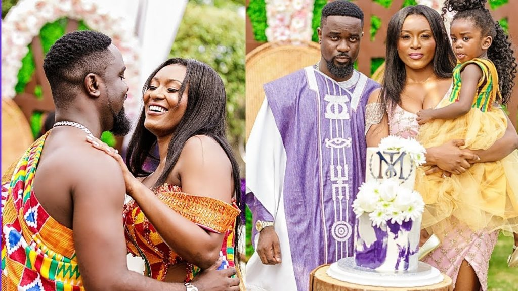 I never knew Sarkodie will marry me in 2018 – Tracy Sarkcess
