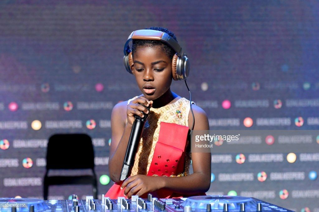 Watch: DJ Switch performs for African leaders in Ethiopia