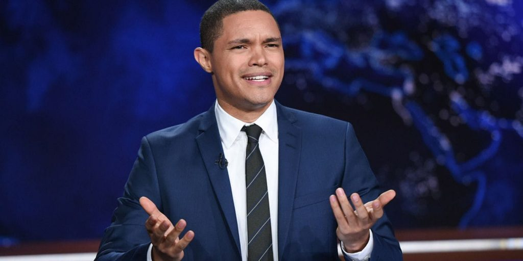 The Daily Show with Trevor Noah Presents: The Donald J. Trump Presidential Twitter Library