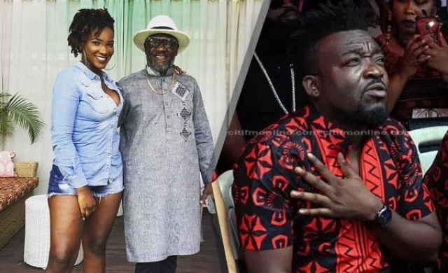 Watch: Ebony's Dad reveals how much he paid Bullet for Ebony's unreleased song.