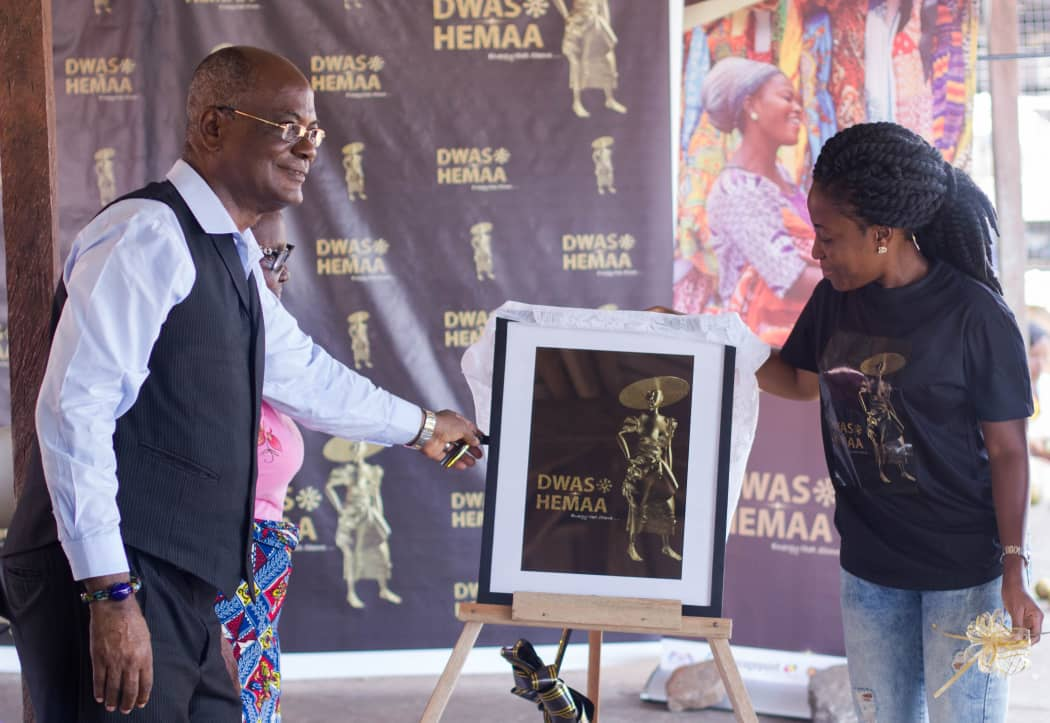 'Dwaso Hema' reality TV show launched... Winner to get a trip to China and cash