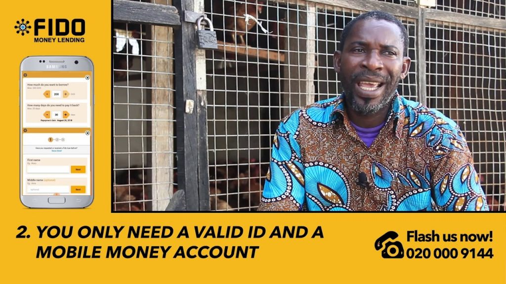 Fido Money Lending: 5 reasons why your loan may be rejected